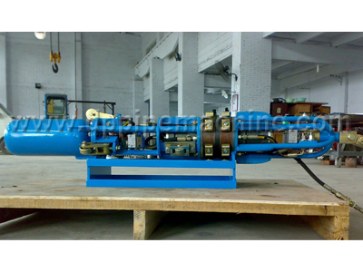 "Internal Pneumatic Pipe Line-Up Clamp - DKQ273 (10"")"