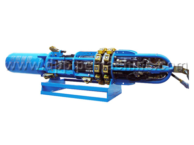 """Internal Pneumatic Pipe Line-Up Clamp - DKQ355 (14"""")"""